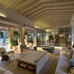Sala: Salas de estilo rústico por Artigas Arquitectos
