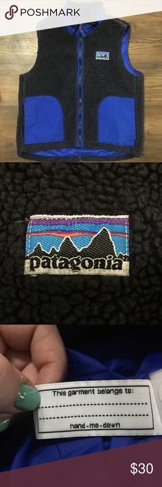 🌅 Women's Patagonia vest 🌅 This vest is super warm and was barely worn, in great condition Patagonia Jackets & Coats Vests