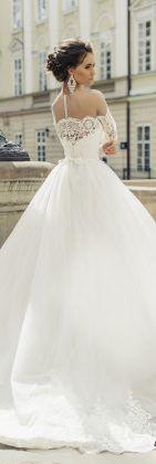 milla nova 2016 bridal wedding dresses barcelona 2