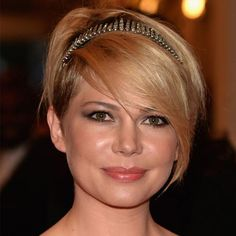 Best Short Haircut Styles for Women...great ideas for growing hair out