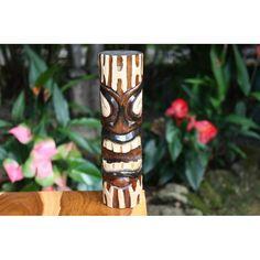 """Life Tiki   Hawaiian Tiki 10"""""""
