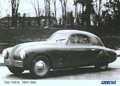 1947 - 1950 Fiat 1100 S