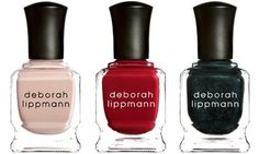 I absolutely love deborah lippmann nail polish. Pretty colors, and the polish doesn't smell! #NYFW #Birchbox