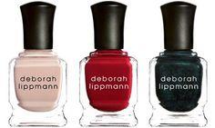 I absolutely love deborah lippmann nail polish. Pretty colors, and the polish doesn't smell! #NYFW #Birchbox