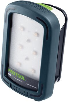 Festool Syslite - portable battery operated LED worklight.
