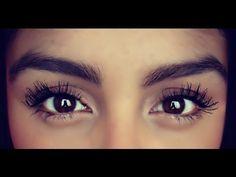 Como hacer que tus PESTAÑAS se vean mas LARGAS ♥ How to Make Your Eyelashes Look Longer