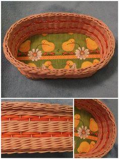 Veľkonočný košík, Všetko ostatné, fotopostup - Artmama.sk Picnic, Basket, Lily, Journaling, Hampers, Handbags, Picnics, Lilies, Hamper
