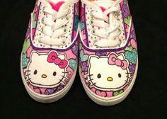 Hello kitty love