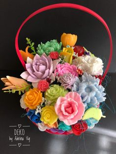 Floral Wreath, Soap, Wreaths, Desserts, Home Decor, Tailgate Desserts, Floral Crown, Deserts, Decoration Home