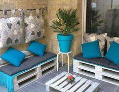 Мебель для дачи из паллет своими руками (54 фото) | Мебель своими руками | DecorWind.ru