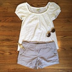 """J. Crew Summer Shorts! Size 2. Perfect condition. 3"""" inseam.  Lightweight and perfect for summer! Offers welcome. J. Crew Shorts"""