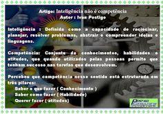 Bendito bem-feito!: Inteligência não é competência