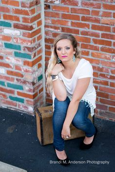 Senior pictures by Brandi M. Anderson Photography