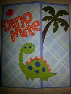 Dino MIte!!!  Create a Critter  www.angelssendinghope.com