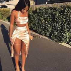 Black Girl Birthday Outfit Ideas on Stylevore Sexy Outfits, Sexy Dresses, Cute Dresses, Trendy Outfits, Girl Outfits, Fashion Outfits, School Outfits, Baddie Outfits Party, Bad And Boujee Outfits