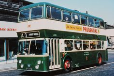 1964 Northern Counties bodied Leyland Atlantean PDR1, fleet number 409, operating service 43 to Trent Bridge