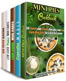 Free Kindle Book -   Low Carb Baking Box Set (5 in 1): Mini Pies, Cupcakes, Mug Cakes and Air Fryer Desserts Made Healthy and Delicious (Low Carb Healthy Desserts) Check more at http://www.free-kindle-books-4u.com/cookbooks-food-winefree-low-carb-baking-box-set-5-in-1-mini-pies-cupcakes-mug-cakes-and-air-fryer-desserts-made-healthy-and-delicious-low-carb-healthy-desserts/