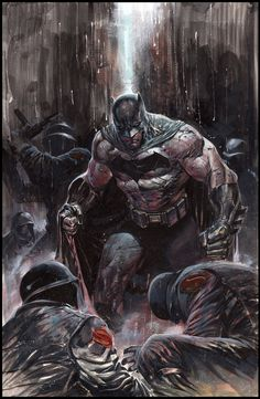 Batman Vs Superman | Ardian Syaf