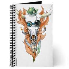 skull and bones Journal > Dagugli Shop