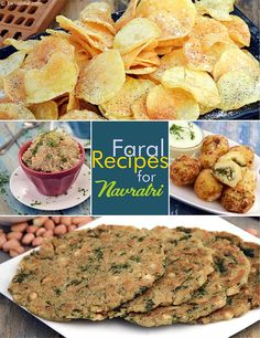 Faral Recipes for Navratri, 10 Best Navratri Vrat Recipes Indian Snacks, Indian Food Recipes, Gourmet Recipes, Vegetarian Recipes, Snack Recipes, Cooking Recipes, Healthy Recipes, Cooking Pasta, Farali Recipes
