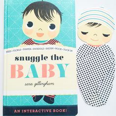 Snuggle the Baby Books about new babies