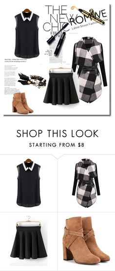 """Romwe 41"" by zerina913 ❤ liked on Polyvore featuring Yves Saint Laurent, Chloe + Isabel and romwe"