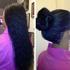 Love Wet & Wavy Braids - http://community.blackhairinformation.com/hairstyle-gallery/braids-twists/love-wet-wavy-braids/