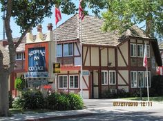 The Solvang Inn and Cottages another great place to stay