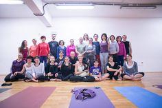 A part of alll of you! Thank You Guys!!!  www.dayoga.it #Modena #yoga #ashtangayoga #dayoga #ashtangavinyasayoga #practice #alliscoming #asana