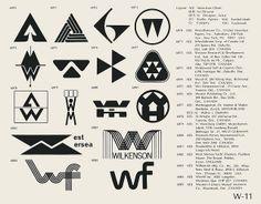 W-11 / World of Logotypes