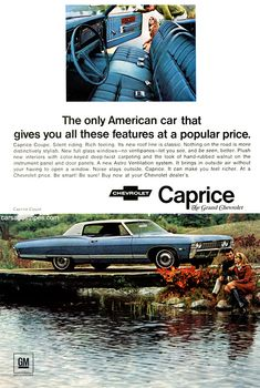 1968 Caprice Coupe
