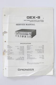 pioneer pl z81 pl z91 service manual pioneer service. Black Bedroom Furniture Sets. Home Design Ideas