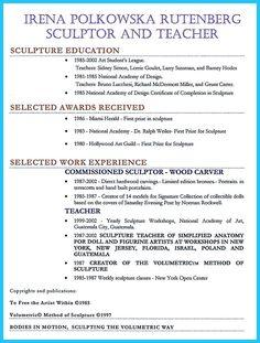 Art Teacher Resume If You Are Seeking A Job As An Art Teacher One Of The