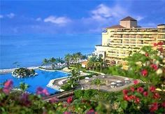 Casamagna Marriott in Puerto Vallarta, Mexico-another one of our favorite vacation spots.