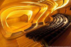 Pretty impressive concert hall