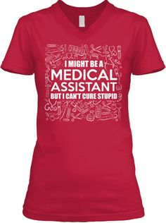 Limited Edition - MEDICAL ASSISTANT