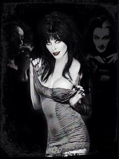 Beautiful Elvira (Cassandra Petersen)