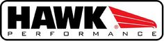 Hawk 05-10 Chrysler 300 (except SRT8) / 09-14 Dodge Challenger / 06-14 Dodge Charger HPS Rear Brake Pads