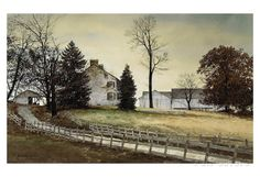 Late October Prints by Ray Hendershot at AllPosters.com