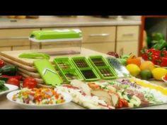 Nicer Dicer Plus – Salad Creations #NicerDicerPlus #KitchenAppliances #HomeAppliances