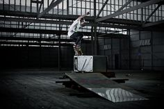 I want a job in the action sports industry