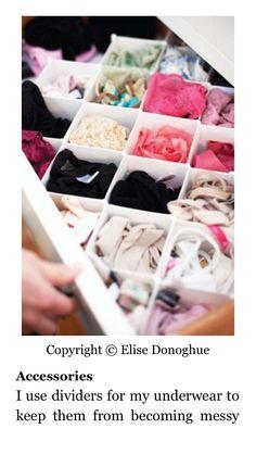 Drawers organization Dresser Organization, Clutter Organization, Organization Ideas, Diy Wardrobe, Online Gift Shop, Diy Flooring, Tidy Up, Spring Cleaning, Getting Organized