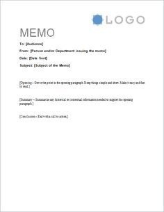 Learn Esl Tips For Writing A Business Memo  Business Memo And