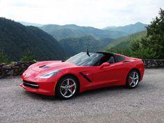 2014 Corvette Sting Ray
