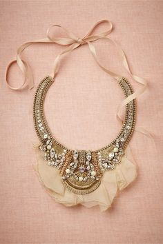 product | Converging Rivers Necklace from BHLDN