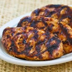 Kalyn's Kitchen: Recipe for Savory Marinade for Grilled Chicken, Pork, or Beef (Low Carb, Sugar-Free, Gluten-Free)