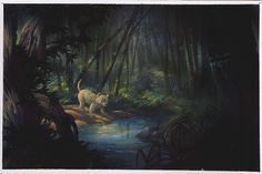 Lion King's concept art