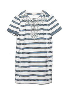 Refined, relaxed elegance: The Kirsten tunic | Tory Burch + Saks Fifth Avenue Tunic Collection