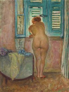 Nude Painting by French Artist Henri Lebasque (1865-1937)