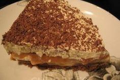 Prajitura cu banane (Banoffee pie) - Culinar.ro Banoffee Pie, Tiramisu, Romanian Food, Toffee, Biscuit, Caramel, Ethnic Recipes, Dulce De Leche, Banana